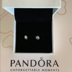 Pandora Eye Earrings